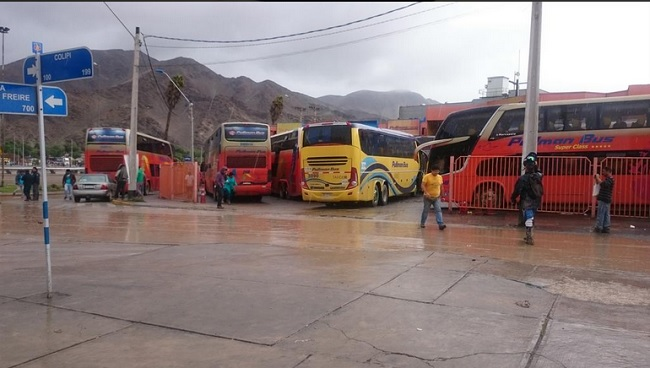 Pullman Bus Copiapó